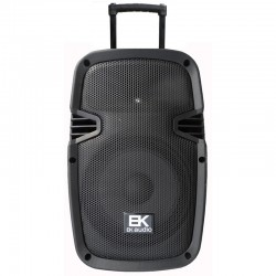 "EK AUDIO PORTATIL 15"" BATERIA RECARGABLE"