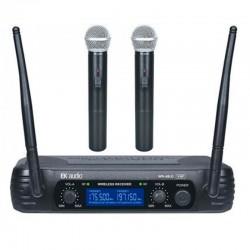 EK AUDIO WR-69LD VHF MANO