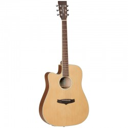 TANGLEWOOD TW10 E LH DREADNOUGHT