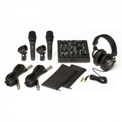 MACKIE PACK PERFORMER BUNDLE